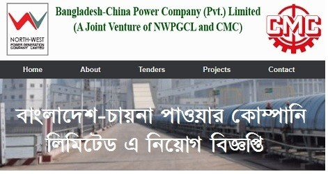 BCPCL Job Circular Apply 2020